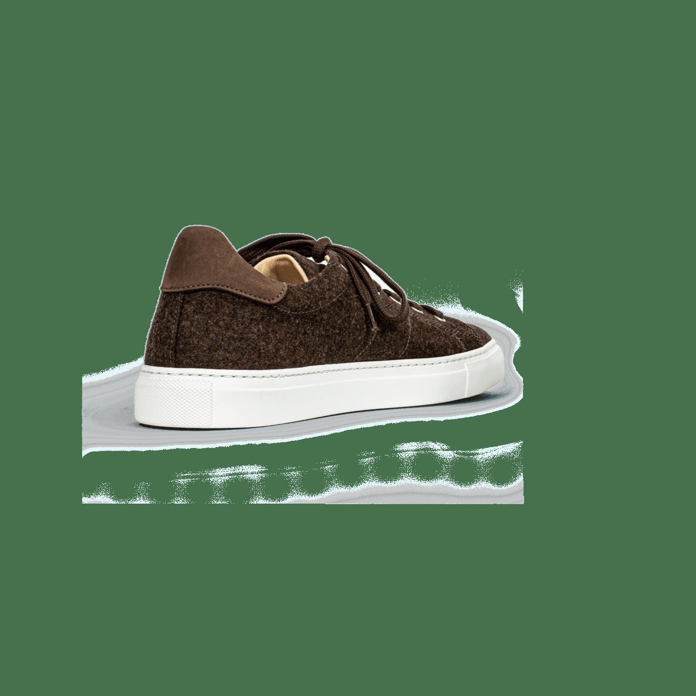 Strizi Schuhe Sneaker braun lowcut 2 Strizi
