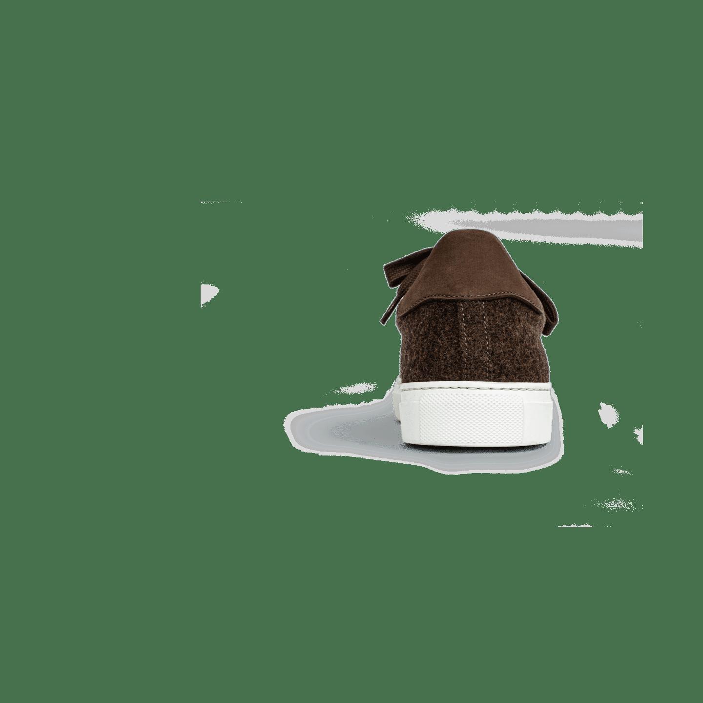 Strizi Schuhe Sneaker braun lowcut 3 Strizi
