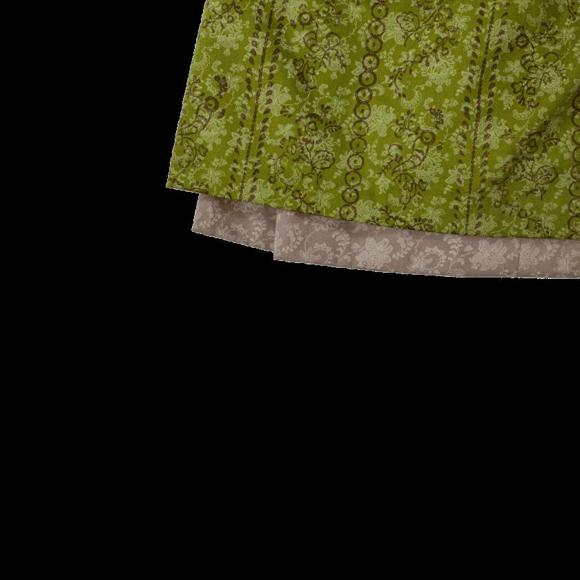 Strizi-Damen-Dirndl-Damen-braun-grün-Gr36