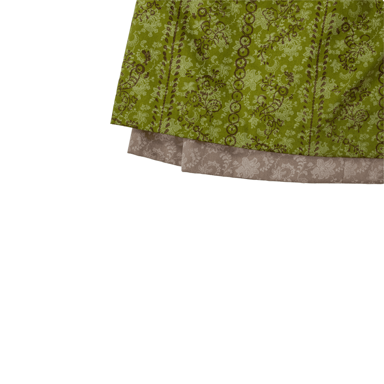 Strizi Damen Dirndl Damen braun grün Gr36 3 Strizi