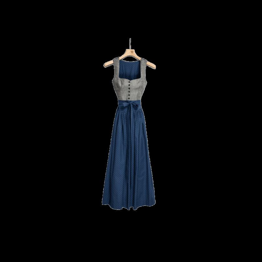 Strizi-Damen-Dirndl-blau-Gr34