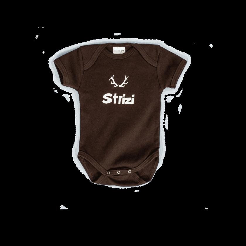 Strizi-Kinder-Body-kurzarm