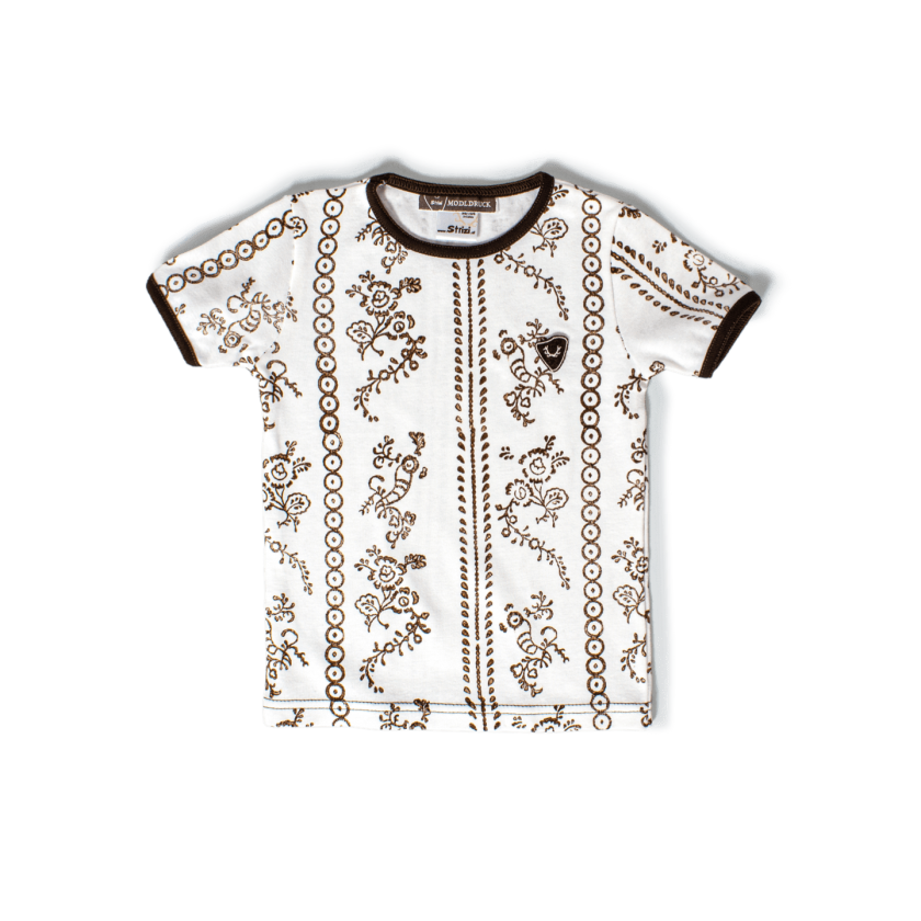 Strizi-Kinder-Holzmodlshirt-ornament