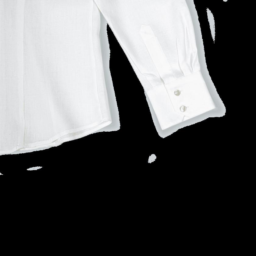 Strizi-Leinenhemd-weiss