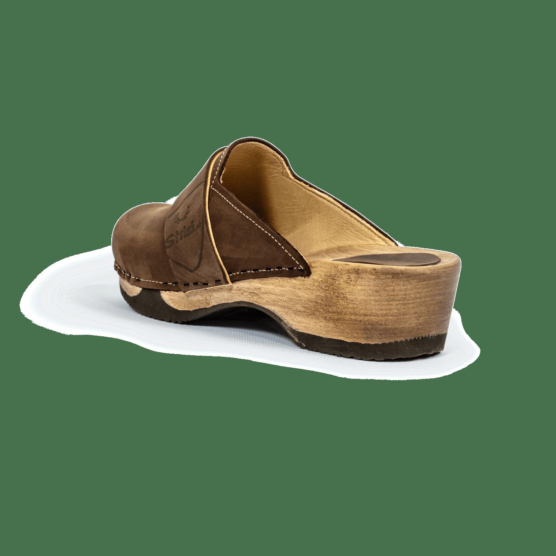 Strizi Schuhe Holzschuhe fellnubuk verbunden glatt 2 Strizi