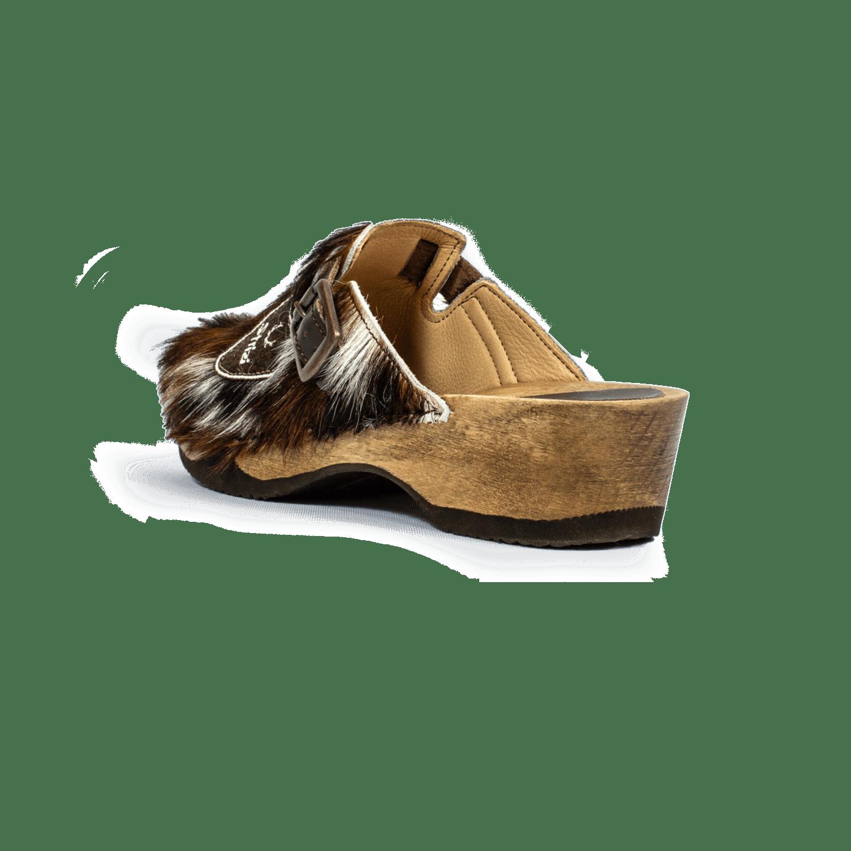 Strizi Schuhe Holzschuhe fellnubuk verbunden Strizi