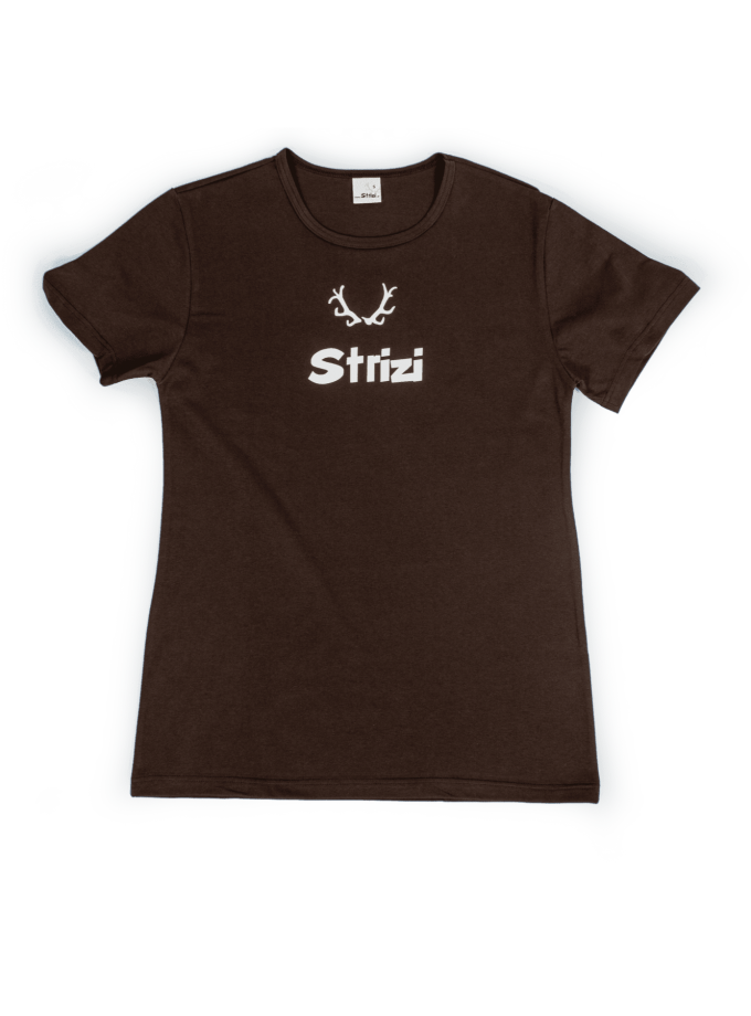 Strizi-Shirt-braun