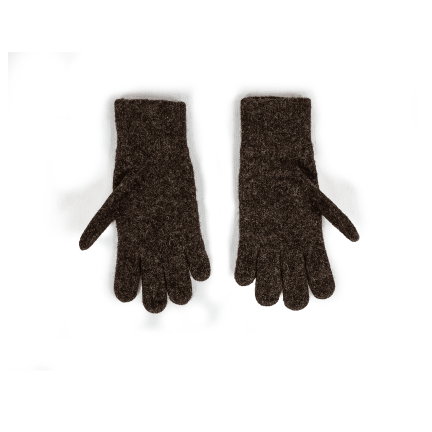 Strizi Handschuh Fingerling braun Strizi
