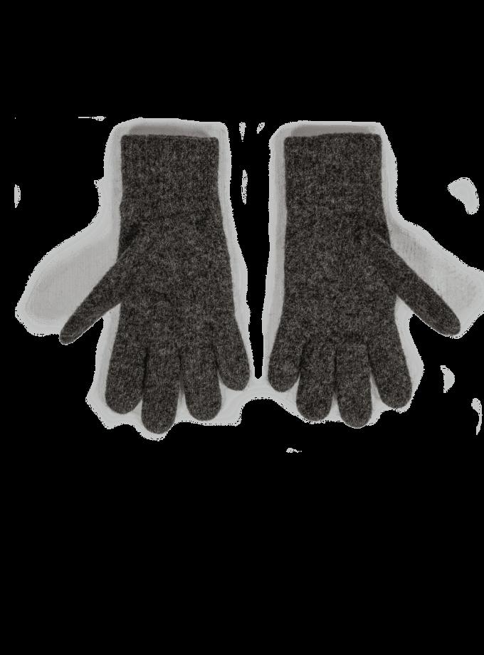 Strizi Handschuh Fingerling grau 2 Strizi