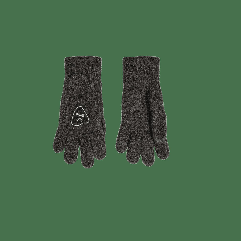 Strizi Handschuh Fingerling grau Strizi
