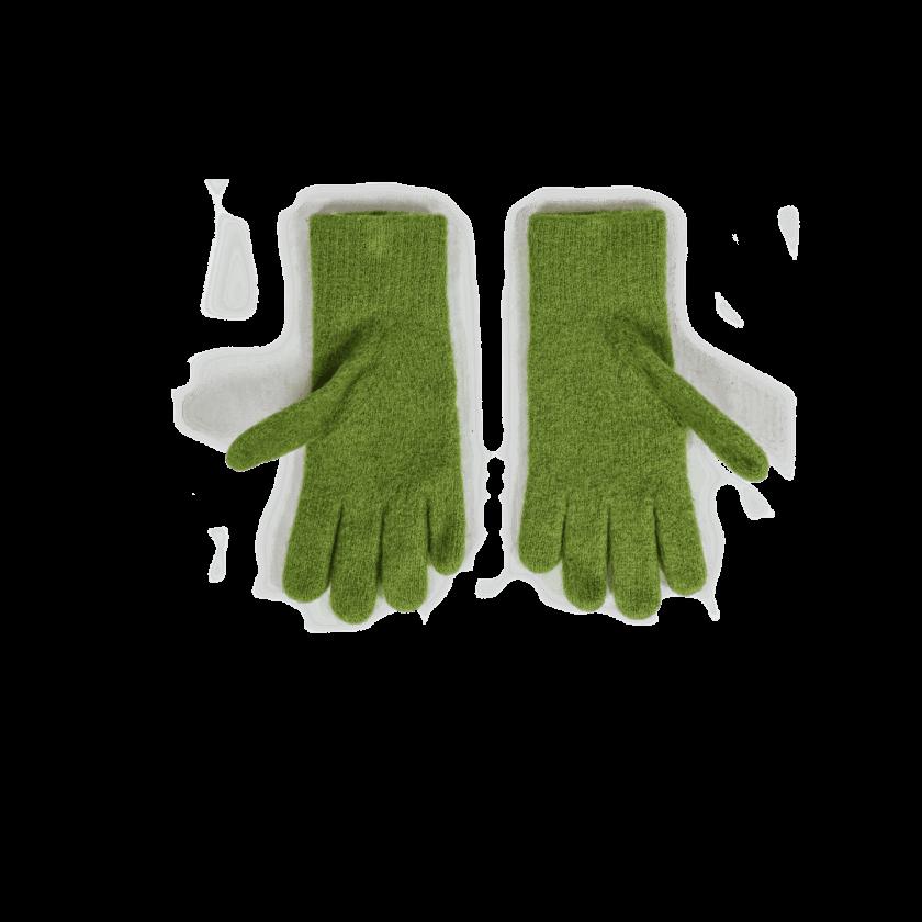 Strizi Handschuh Fingerling gruen 2 Strizi
