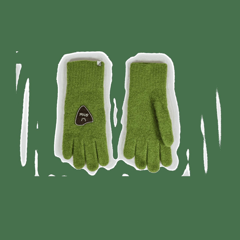 Strizi Handschuh Fingerling gruen Strizi