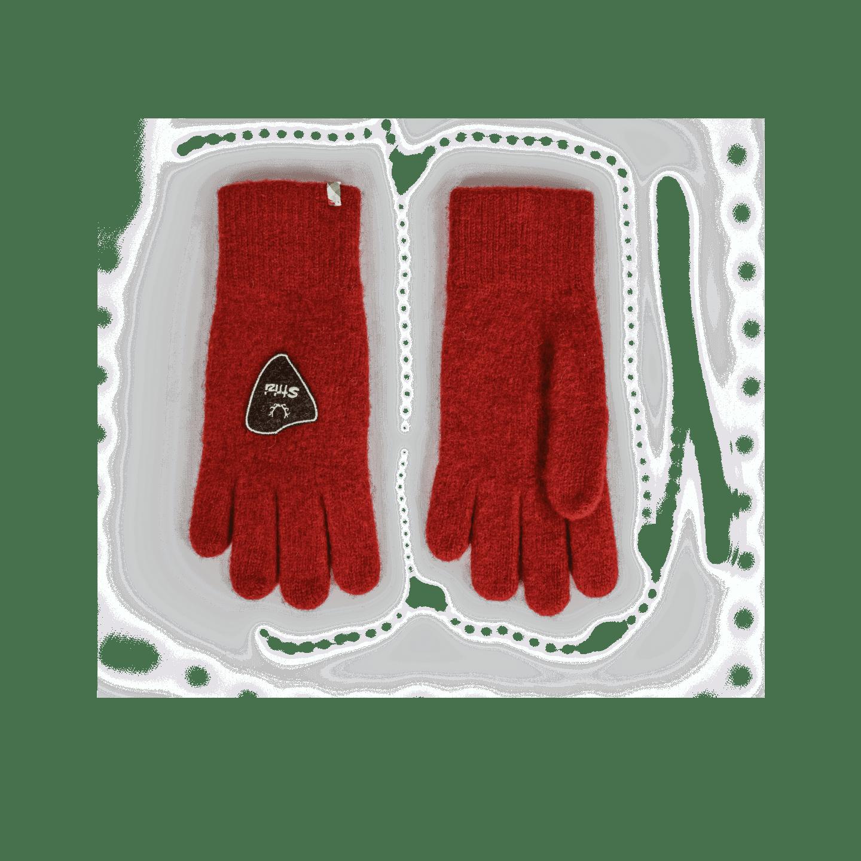 Strizi Handschuh Fingerling rot 2 Strizi