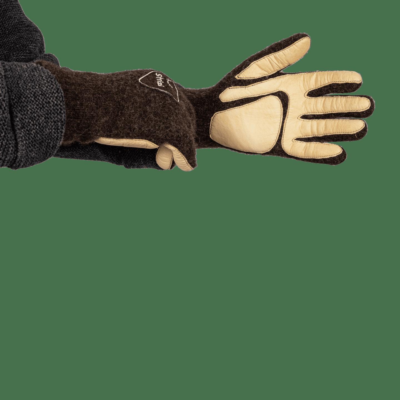 Strizi Handschuh Leder 3 Strizi