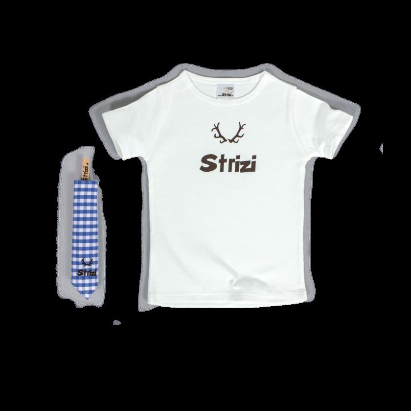 Strizi Kinder Haltuch Shirt Geschenk Strizi