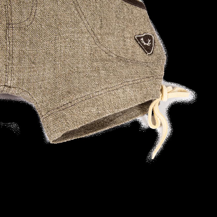 Baby Leinenhose detail Strizi
